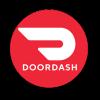 Doordash round png